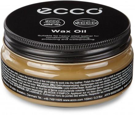 ECCO Wax Oil 100 ml, transparent