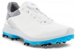 ecco Golf Biom G 3 BOA Gore-Tex Golfschuh, white