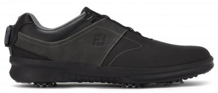 FootJoy Contour BOA Golfschuh, W, black/charcoal