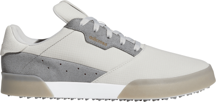 adidas Adicross Retro RIP Golfschuh, grey/white/grey