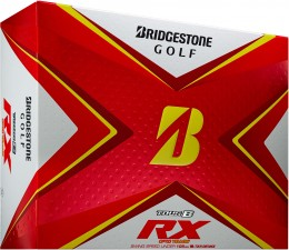 Bridgestone Tour B RX Golfbälle, yellow