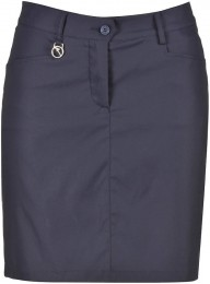 Chervo Jayne Dry-Matic Skirt, navy