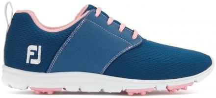 FootJoy enJoy Damenschuhe Golfschuh, M-Leisten