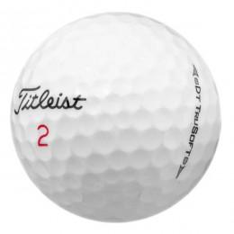 50 Titleist TruSoft Lakeballs, white