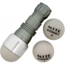 Legend Nite Comet Golfball Flashlight Set, 3er, UV-Lampe