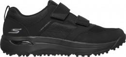 Skechers Arch Fit Front Nine Golfschuh, black/grey