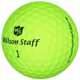 Wilson Staff DUO Professional Golfbälle, green