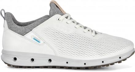 ecco Golf Cool Pro Gore-Tex Surround Golfschuh, white