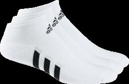 adidas 3 Paar Ankle Socks, white