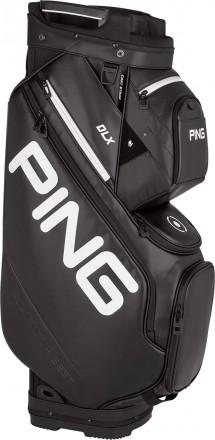 Ping DLX Cartbag
