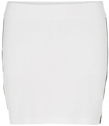J.Lindeberg Asta TX Jersey Skirt, white