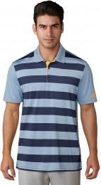 Adidas Ultimate365 Rugby Poloshirt, blue/indigo