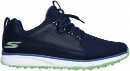Skechers Mojo Elite Golfschuh, navy/lime