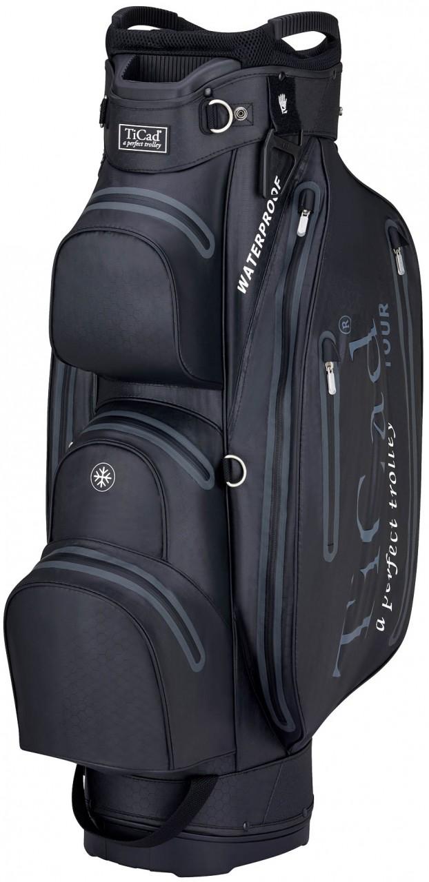 TiCad DRY TOUR 14+1 Waterproof Cartbag