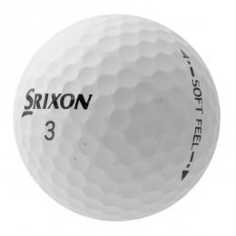 50 Srixon Soft Feel Lakeballs