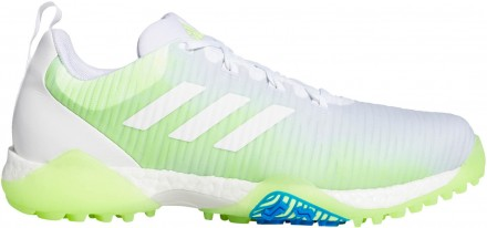 adidas CODECHAOS, white/black/green