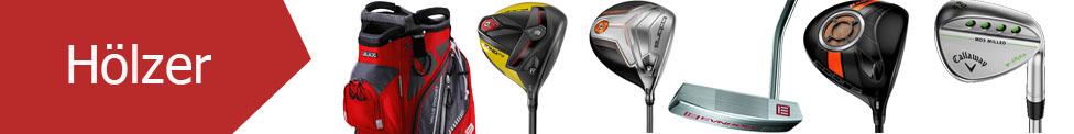 Hölzer Golfschläger günstig im Golf Shop kaufen