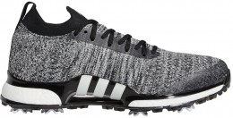 adidas Tour360 XT Primeknit Golfschuh, black/white