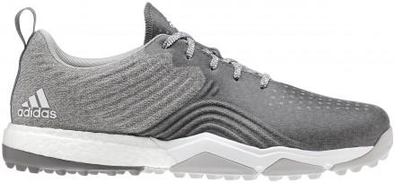 adidas Adipower 4ORGED S Golfschuh, grey/amber