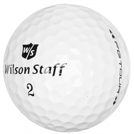 Wilson Staff FG Tour white Golfbälle