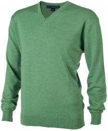 Greg Norman Merino V-Neck Pullover, green