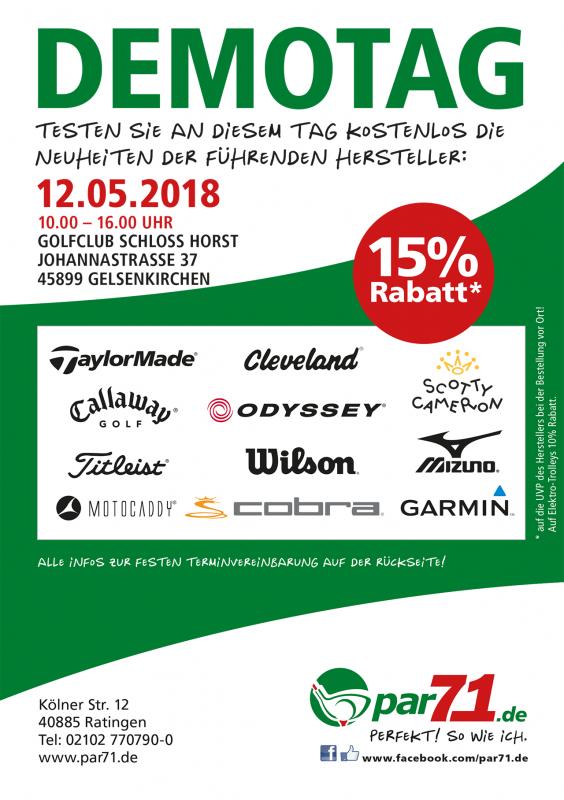 Demotag Schloss-Horst 12052018