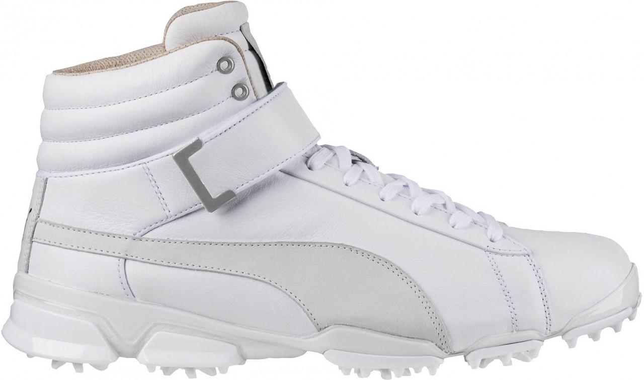 Puma Titantour Ignite Hi-Top TT, 01 puma white/puma white