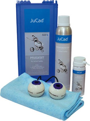JuCad Pflegeset