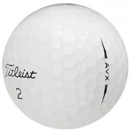 25 Titleist AVX Lakeballs, white