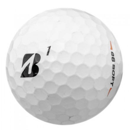 25 Bridgestone e6 Soft Lakeballs