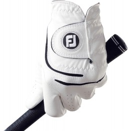 FootJoy Mens WeatherSof 2-Pack, weiss