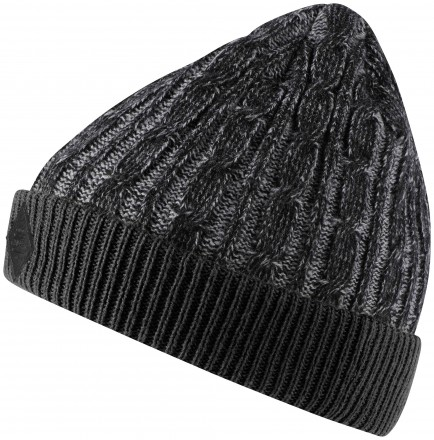 Adidas Knit Cable Beanie, black, onesize