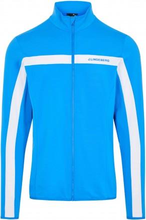 J.Lindeberg Jarvis Light Midlayer, true blue