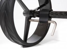 JuCad mechanische Bremse, manuell