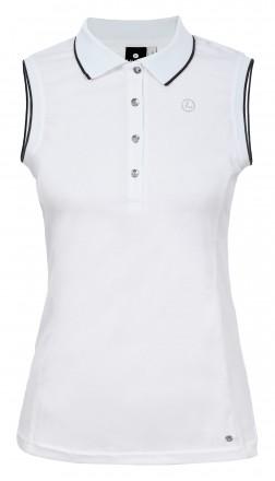 Luhta Aisaniemi SL Polo, white