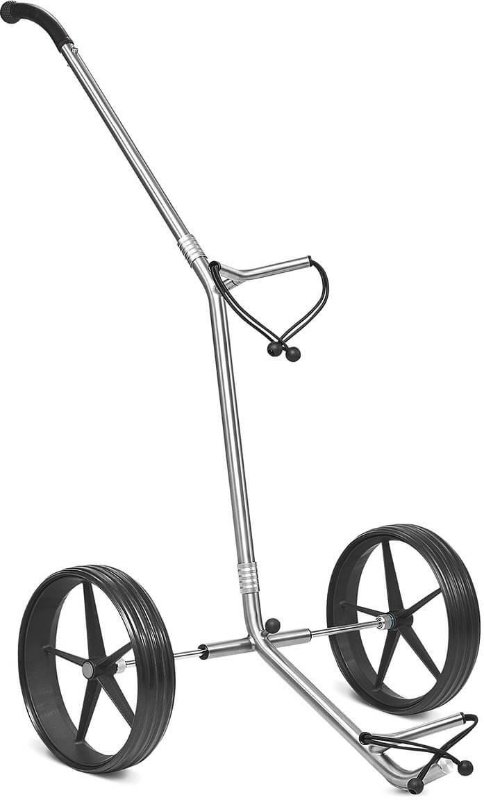 TiCad Pro Basic Handwagen aus Titan
