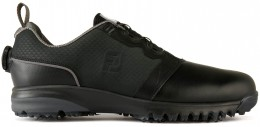 FootJoy Contour Fit BOA, M-Leisten, black