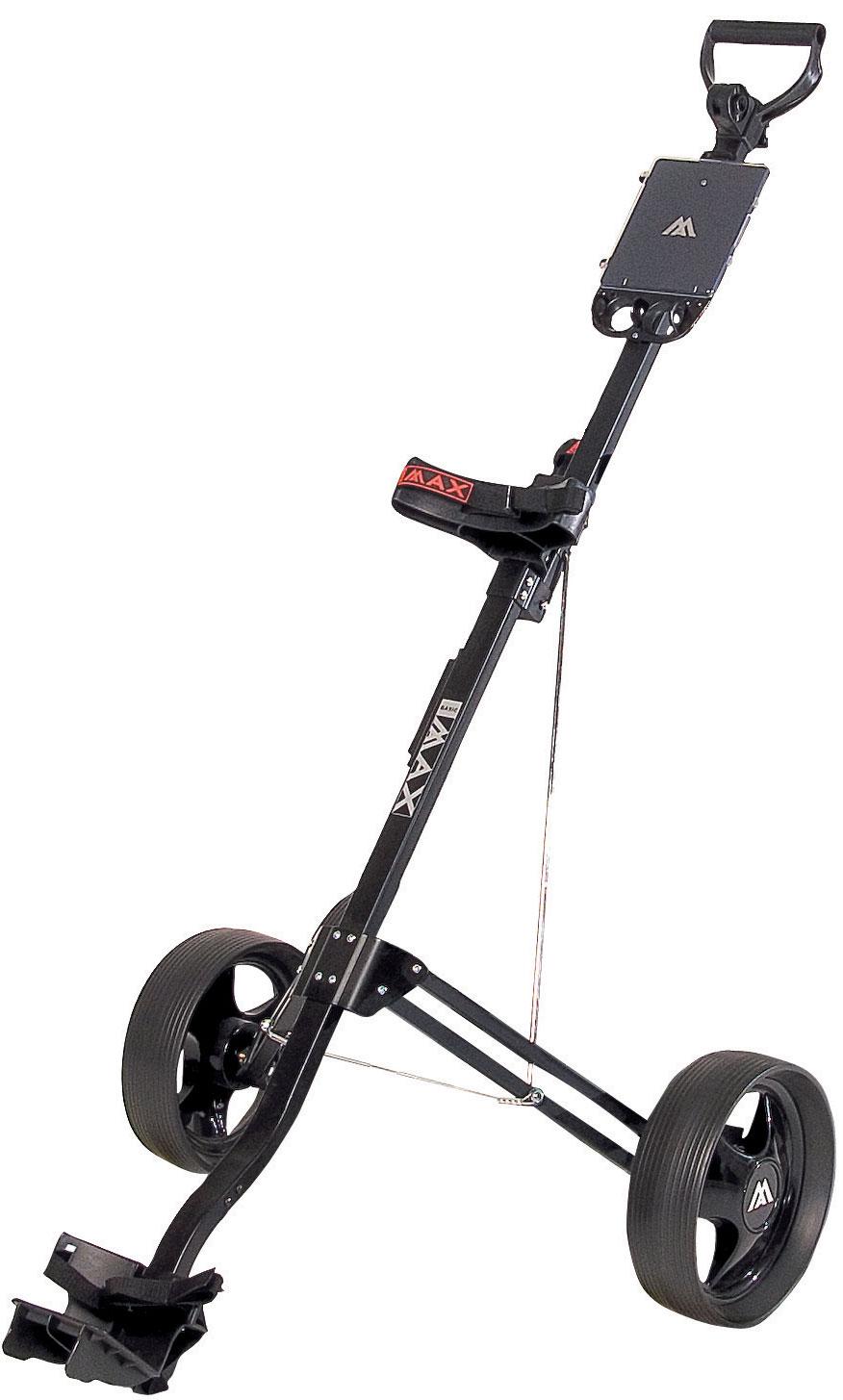 basic max trolley 2 r der trolleys golftrolleys par71. Black Bedroom Furniture Sets. Home Design Ideas