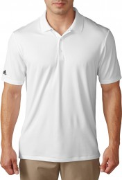 Adidas Performance Polo, White