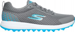 Skechers Max Fairway 2 Golfschuh, grey/blue