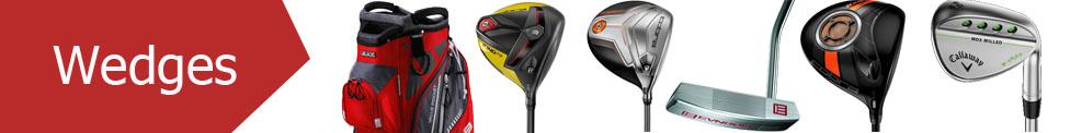 Wedges Golfschläger günstig im Golf Shop online kaufen