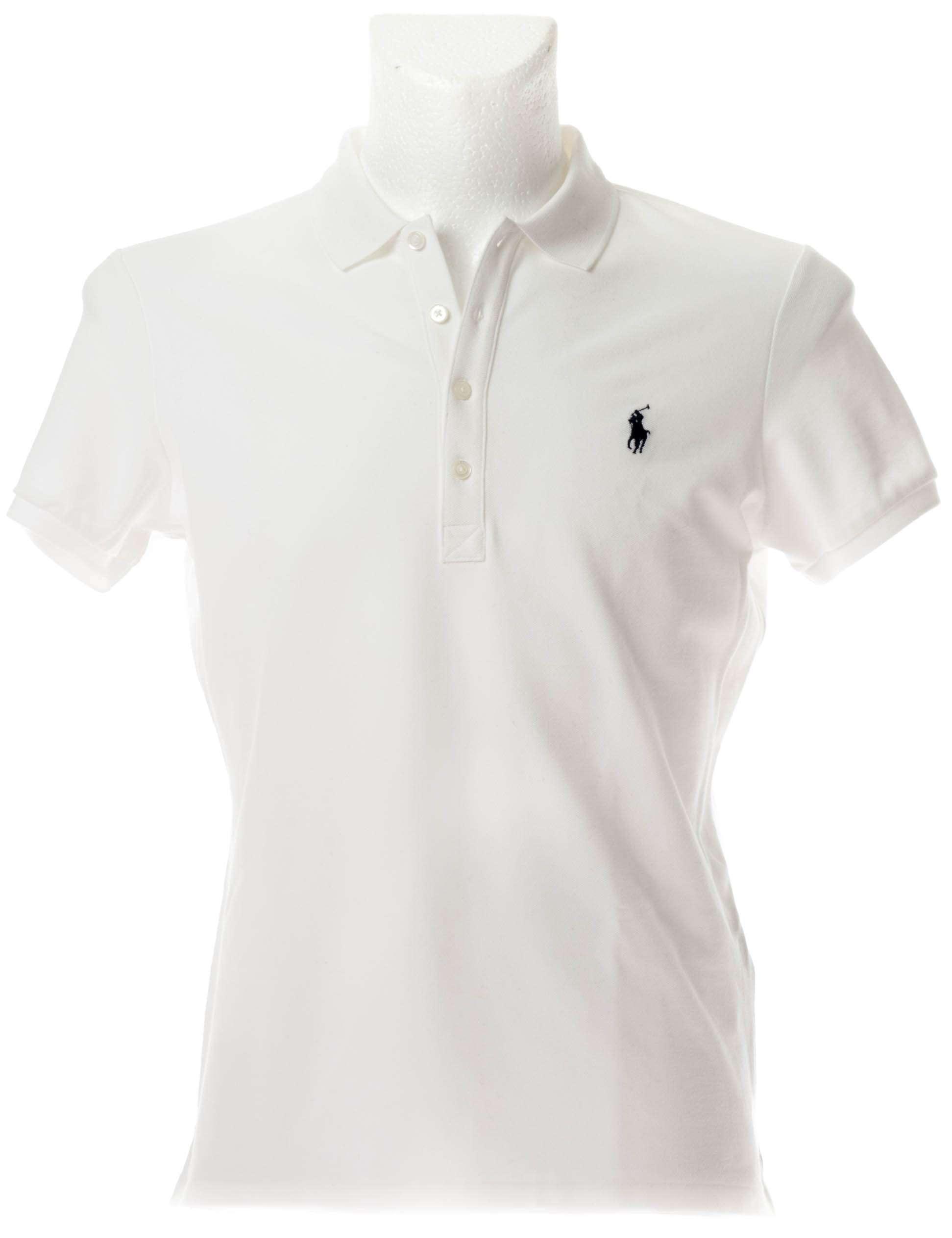 Polo Ralph Lauren Polo SS SLD Mesh Knit, Oxford White   Bekleidung Damen    SALE   SALE %   par71 0320cd39d3