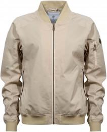 Cross Bomber Jacket, birch