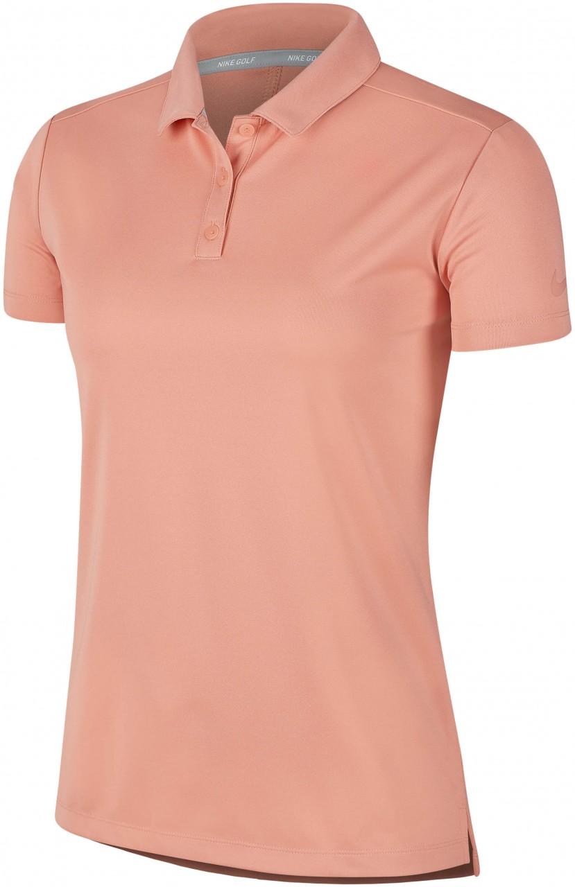 Nike Dry Golf Polo, pink/quartz