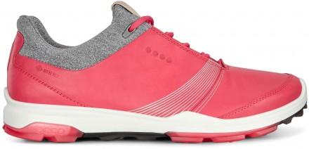 ecco Biom Hybrid 3 Gore-Tex Golfschuh, teaberry