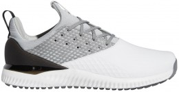 adidas Adicross Bounce 2 Golfschuh, white/silver