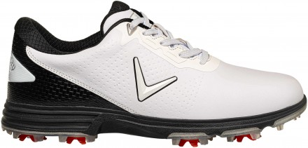 Callaway Apex Coronado S Golfschuh, white/black