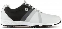 FootJoy Energize, M-Leisten, white/black