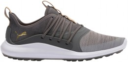 Puma Ignite NXT Solelace Golfschuh, gray violet/gold/shade