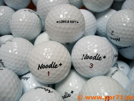 50 Noodle+ Long & Soft Lakeballs